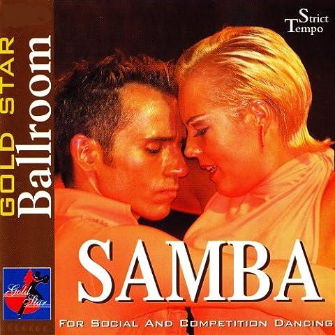 Golden Star Ballroom: Samba