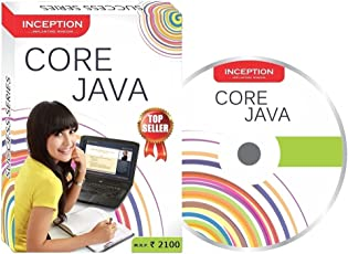 INCEPTION INDIA Learn CORE JAVA (CD)