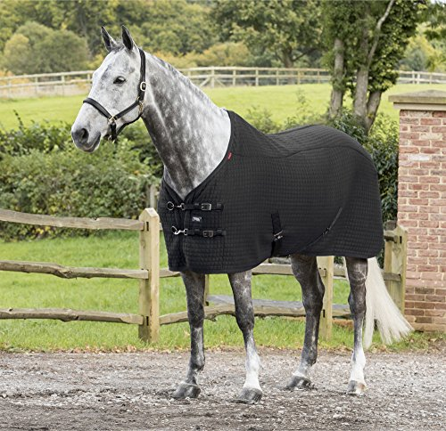 LeMieux Thermo-Cool Rug Black 7'0