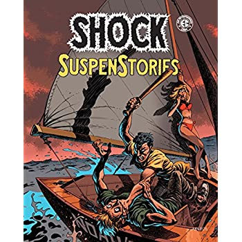 Shock Suspenstories T2