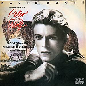 David Bowie Narrates Prokofiev'S Peter and the Wolf & the Young Person'S Guide to the Orchestra