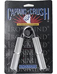 USA - IronMind Captains of Crush Grippers CoC No. 2 c. 195 lb 88kg - l'étalon-or de pinces