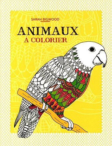 Animaux à colorier
