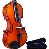 Kadence Vivaldi Violin VIV101G Solid Spruce Top, Maple Back and Glossy Body