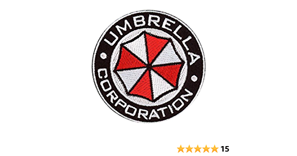 Titan One Europe Tactical Round Umbrella Corporation Resident Evil Klettband Taktisch Aufnäher Auto