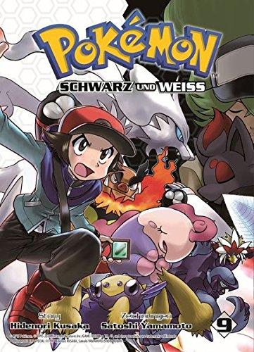 Pokémon Schwarz und Weiss: Bd. 9