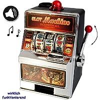 Preisvergleich für alles-meine.de GmbH Elektrische Spardose - Licht & Sound & GERÄUSCH - Spielautomat - Wirklich fu..