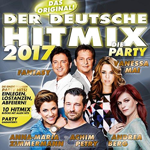 Der deutsche Hitmix - Die Part...