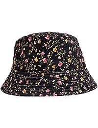 TININNA Primaverili ed Estivi Cotone Floreale Stile Pastorale Cappello di  Svago Cappello di Sole Outdoor Casual 7a7714d37ea3