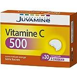 JUVAMINE - Vitamine C 500-30 Comprimés à croquer