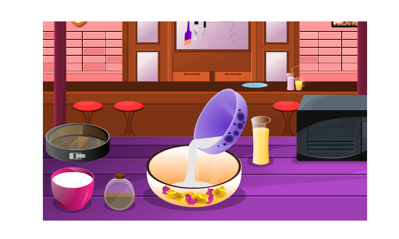 Jeux de cuisine pour les filles appstore pour for Cuisine 3d pour android