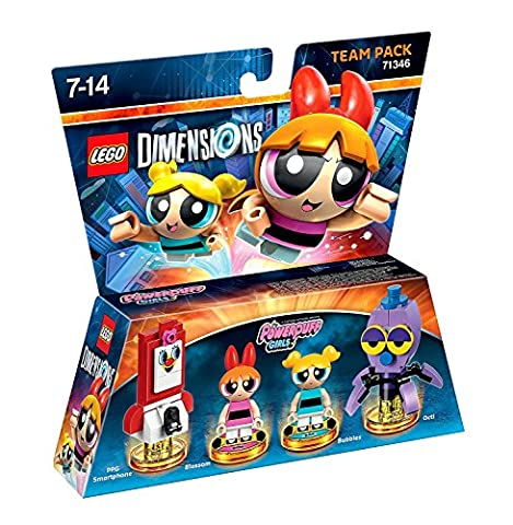 Figurine - Pack Equipe - Powerpuff Girls