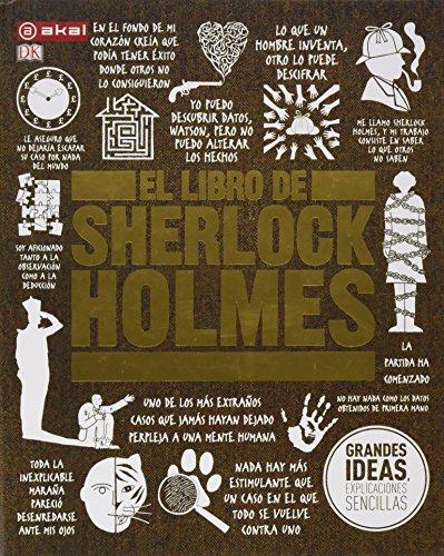 El libro de Sherlock Holmes (Grandes temas – Gran formato)