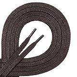 Di Ficchiano Schnürsenkel - gewachst - flach - ca. 5 mm breit