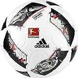 adidas DFL Toptraining - Balón de fútbol, color blanco, talla 5