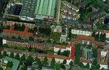 MF Matthias Friedel - Luftbildfotografie Luftbild von Poßmoorweg in Hamburg (Hamburg), aufgenommen am 23.05.01 um 11:38 Uhr, Bildnummer: 1591-23, Auflösung: 3000x2000px = 6MP - Fotoabzug 50x75cm