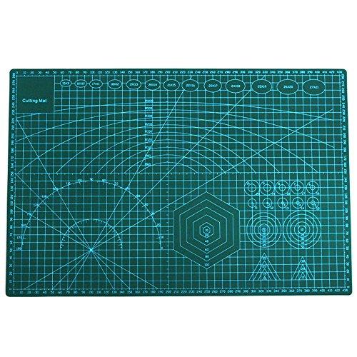 Cosprof Professional Schneidematte, selbstheilend, 61 x 45,7 cm, A2