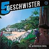 Fünf Geschwister - Die vergessene Insel (13) (Fünf Geschwister (13))