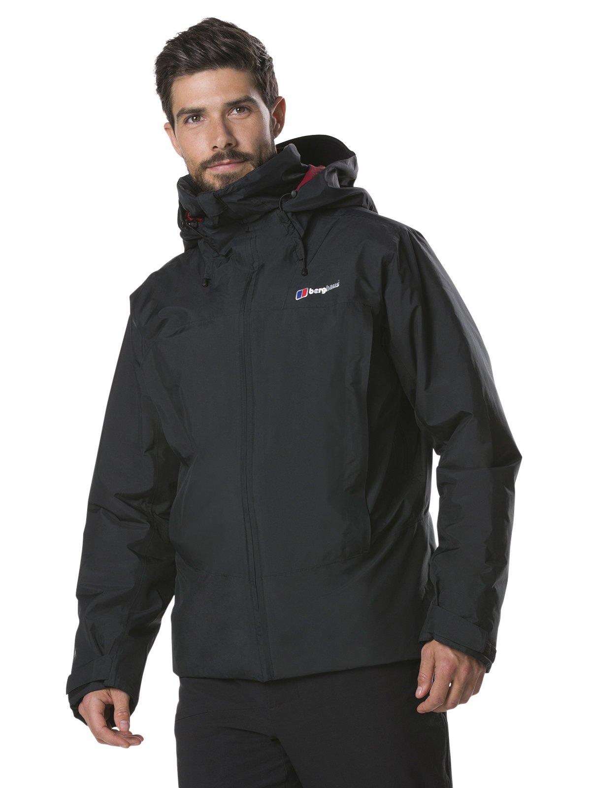 61leHumPySL - Berghaus Men's Helionik Loft Gore-Tex Waterproof Jacket