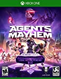 Square Enix Agents of Mayhem Day One Edition XB1 Basic Xbox One video game - video games (Xbox One, Action / Adventure, RP (Rating Pending))