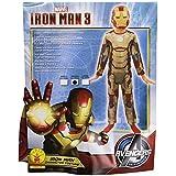Rubie`s - Disfraz infantil de Iron Man 3 clásico (886926-M)