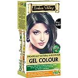 Indus Valley Chemical Free Gel Hair Color Black 1.0
