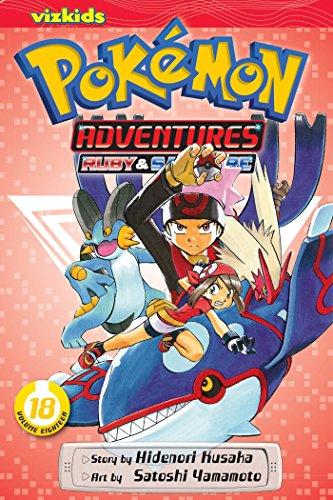 Pokemon Adventures: Ruby And Sapphire, Vol. 18 by Hidenori Kusaka (17-Sep-2013) Paperback