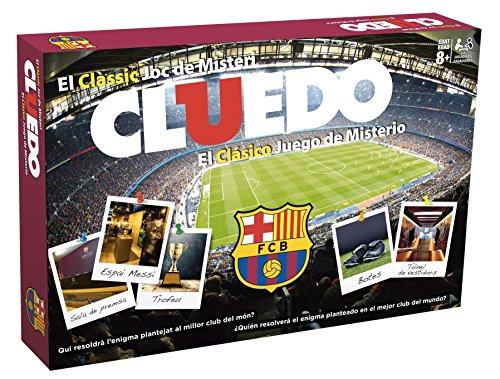 FCBARCELONA- Cluedo FC Barcelona (63409), Eleven Force