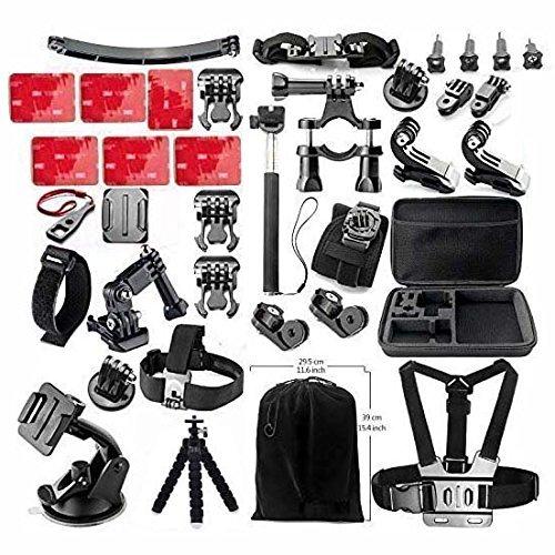 gearmaxr-kit-de-accesorios-de-paquete-para-gopro-hero-4-3-3-2-1-black-silver-accesorio-para-gopro-4-
