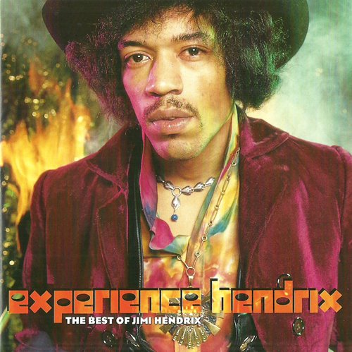incl. All Along The Watchtower (CD Album Jimi Hendrix, 20 Tracks) (Love Birds-banner)
