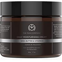 The Man Company Daily Moisturising Cream With Shea Butter & Vitamin E for Moisturizing & Hydrating | All Skin Types | 50…