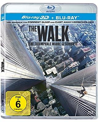 The Walk (+ Blu-ray) [Blu-ray 3D]