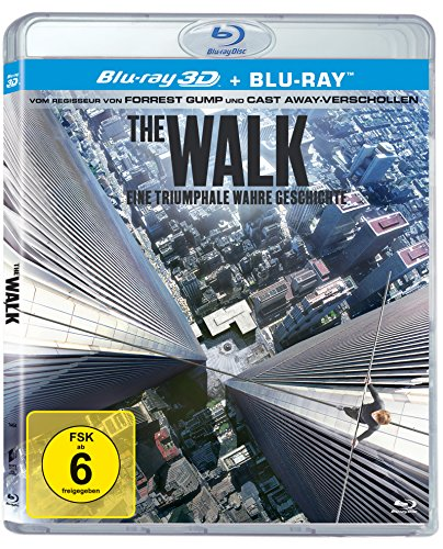 Price comparison product image THE WALK (3D & 2D BLU-RAY) - V
