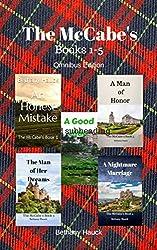 The McCabe's Books 1-5: Omnibus Edition
