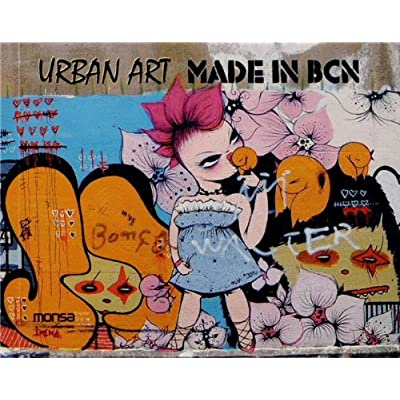 Urban art made in BCN : Edition bilingue anglais-espagnol