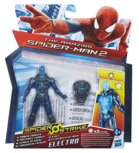 Hasbro - Figura Spiderman Cargado de energía (A5705) 2