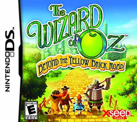 Wizard of Oz: Beyond the Yellow Brick Road / Game
