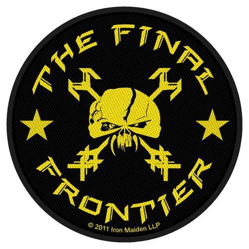 Parche Iron Maiden Motivo: The Final Frontier Skull