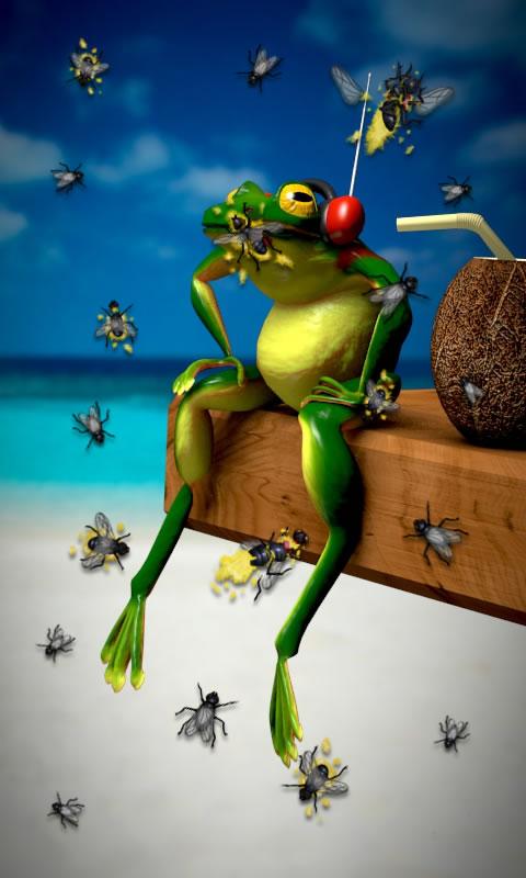 Frosch kopfh rer apps f r android - Frosch auf englisch ...