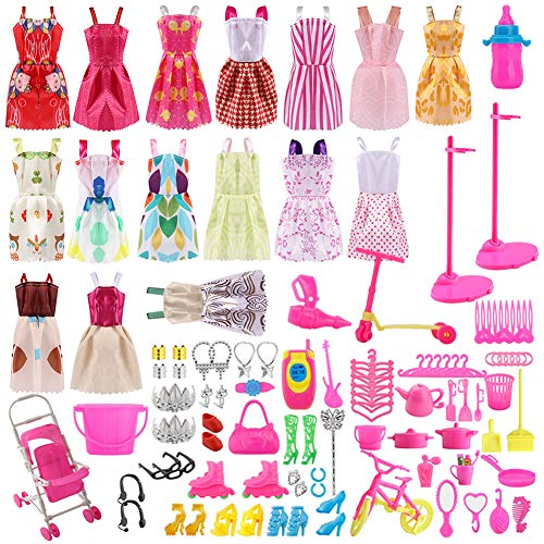 Siiruc Vestidos Barbie