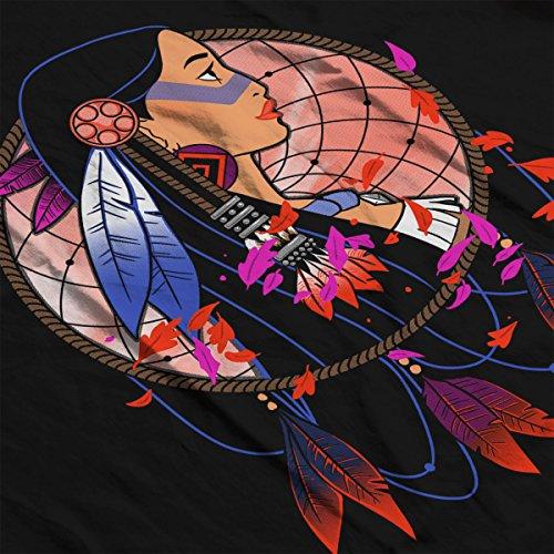 Pocahontas Colours Of The Wind Men's Vest Black