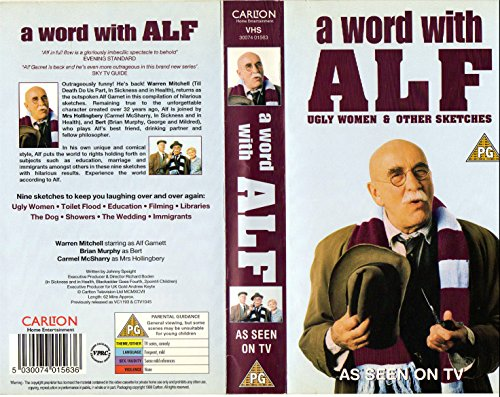 word-with-alf-ugly-women-other-sketches-vhs