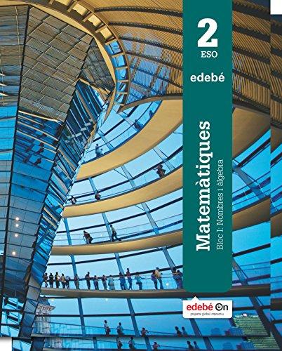 MATEMÀTIQUES 2 - 9788468316482 por Obra Colectiva Edebé