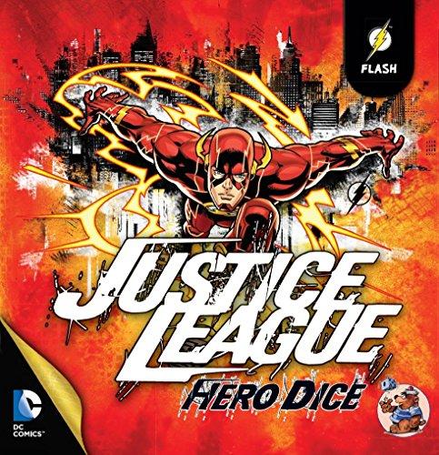 Justice League: Hero Dice • Flash-Set ENGLISH