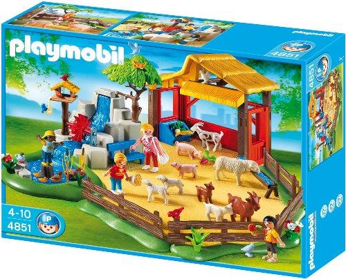 Playmobil 4851 - Streichelzoo