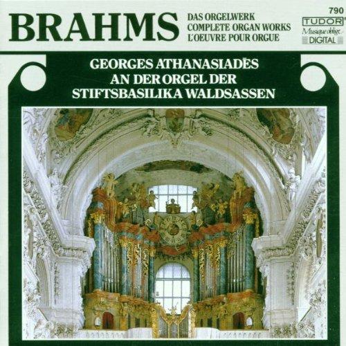 Johannes Brahms: Das Orgelwerk - Complete Organ Works (Johannes Brahms Complete Works)