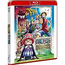 One Piece. Película 3. El Reino De Chopper En La Isla De Los Animales Raros. Blu-Ray