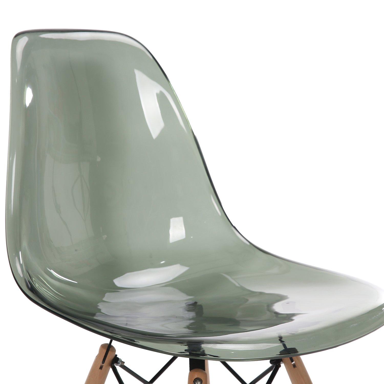 4 silla pl stico de comedor sal n cocina transparente - Espatula plastico cocina ...