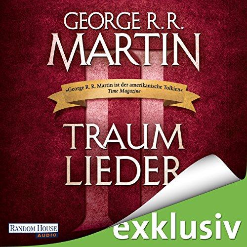 Buchseite und Rezensionen zu 'Traumlieder 2' von George R. R. Martin