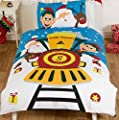 Santa Express Kids Duvet Set Available in  Double or Single